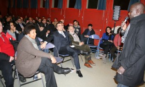 0000053924 intervention Kebe 300x180 Soirée de lancement de campagne de Yacine DJAZIRI le 09 février 2012