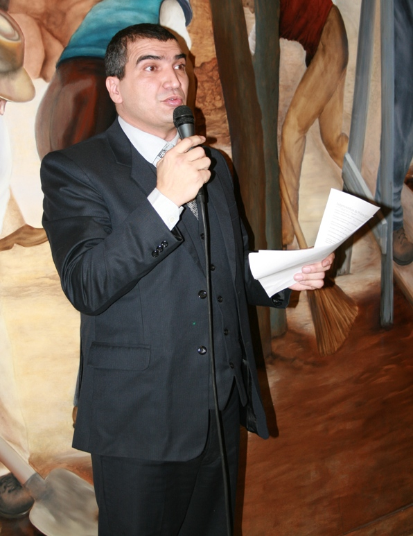 0000053924 intervention YD1 Soirée de lancement de campagne de Yacine DJAZIRI le 09 février 2012