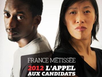 P 32 couv mag zoom 2 avril 2012 : La France métissée à La Bellevilloise !