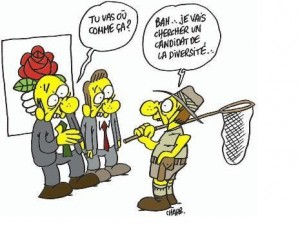 caricature CharlieHebdo e1334065564664 300x236 Charlie Hebdo: Yacine Djaziri interview sans concessions