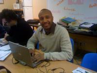 image mamadou Message de soutien de Mamadou Diallo, directeur associatif