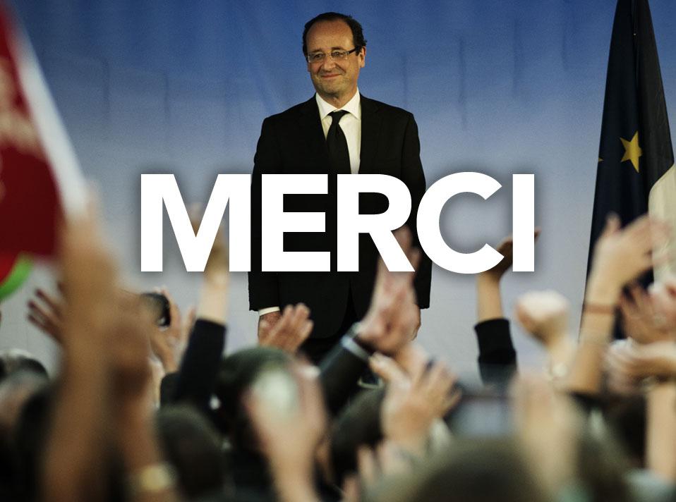 merci1 Les électeurs de la circonscription ont largement mis François en tête avec plus de 60%