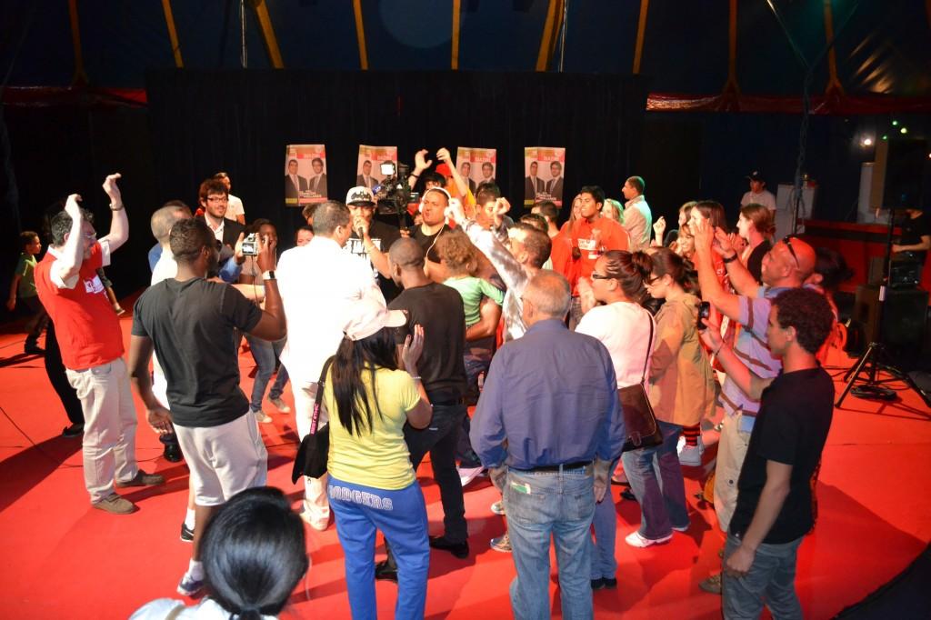 photo final 1024x682 Meeting festif, rassemblés nous sommes plus forts