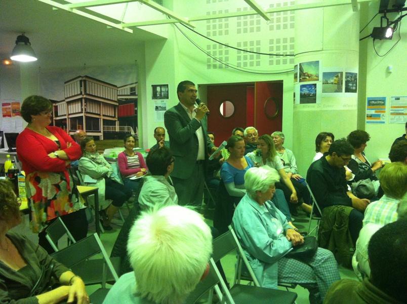 26.05.2012 107 Interpellation de lASSOL et débat à lAgora hier soir