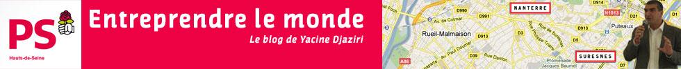 Entreprendre le Monde | Blog de Yacine Djaziri